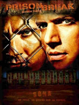 Prison Break - The Complete Season Three